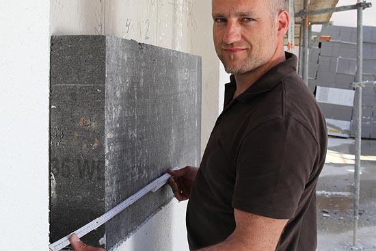 Bauleiter auf unseren Baustellen in Augsburg